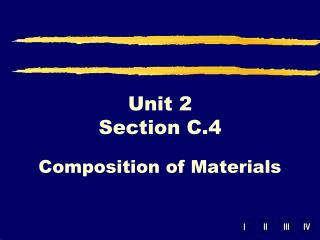 Unit 2 Section C.4