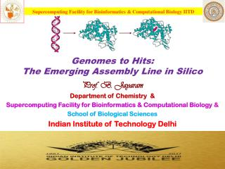 Genomes to Hits:  The Emerging Assembly Line in Silico