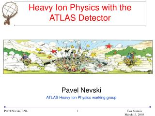 Heavy Ion Physics with the ATLAS Detector