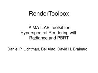RenderToolbox
