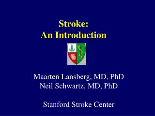Stroke: An Introduction