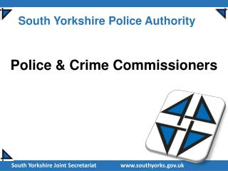 Police & Crime Commissioners