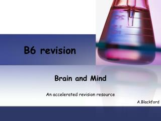 B6 revision