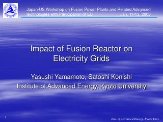 Nuclear Fusion Reactor