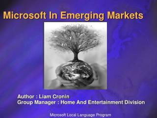Microsoft In Emerging Markets