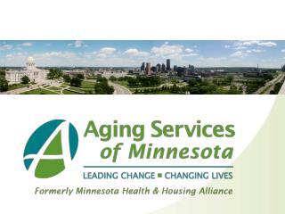 2009 Legislative Session Care Center Impacts