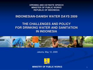 Jakarta, May 12, 2009