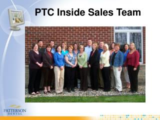 PTC Inside Sales Team