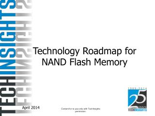 Technology Roadmap for NAND Flash Memory