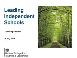 Leading Independent Schools