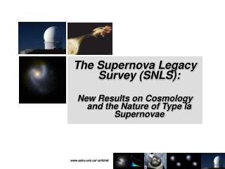 The Supernova Legacy Survey (SNLS):  New Results on Cosmology and the Nature of Type Ia Supernovae