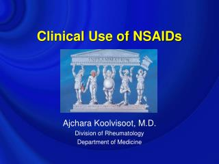 Clinical Use of NSAIDs