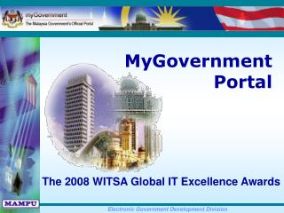 MyGovernment Portal