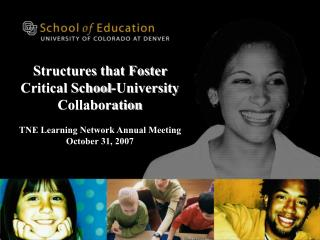 Conceptualizing Structures for Collaboration