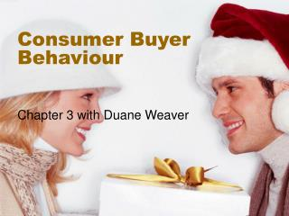 Consumer Buyer Behaviour