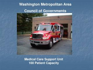 Washington Metropolitan Area Council of Governments