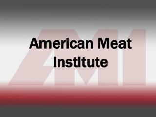 American Meat Institute