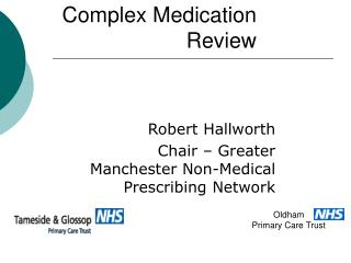 Complex Medication Review