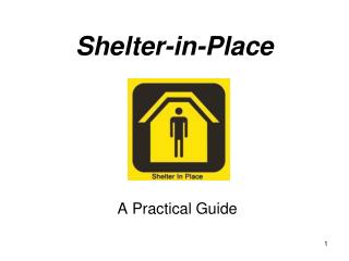 Shelter-in-Place