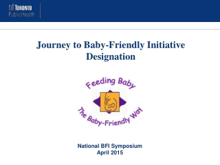 Breastfeeding  Training for  Healthcare Providers