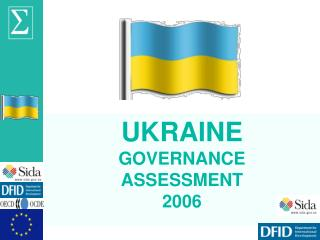 UKRAINE GOVERNANCE ASSESSMENT 2006