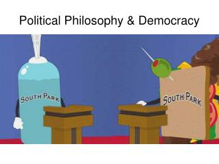 Political Philosophy & Democracy