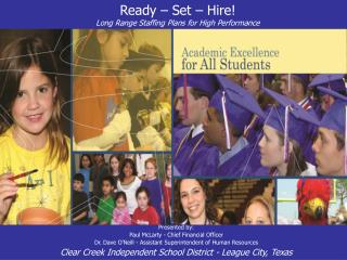 Ready – Set – Hire! Long Range Staffing Plans for High Performance