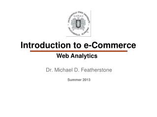 Introduction to e-Commerce
