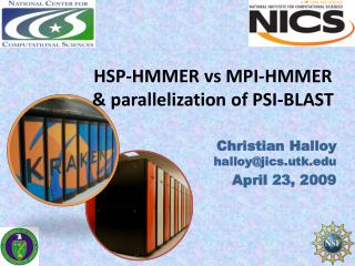 HSP-HMMER vs MPI-HMMER & parallelization of PSI-BLAST
