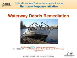 Waterway Debris Remediation