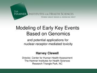 Modeling of Early Key Events  Based on Genomics and potential applications for