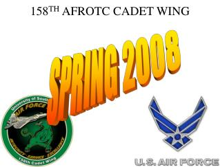 158 TH  AFROTC CADET WING