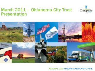 March 2011 – Oklahoma City Trust Presentation
