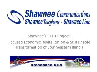 Shawnee's  FTTH  Project :