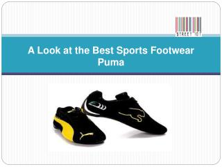 Best Sports Puma shoes