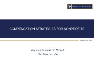 COMPENSATION STRATEGIES FOR NONPROFITS