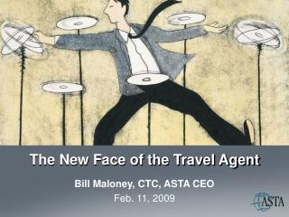 The New Face of the Travel Agent