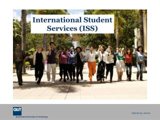 International Student Services (ISS)