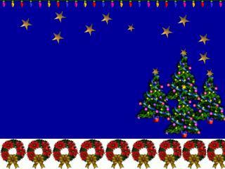 BLUE CHRISTMAS…