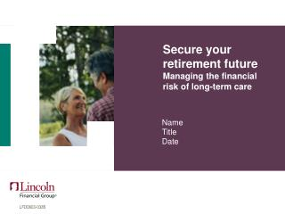 Protect your retirement income