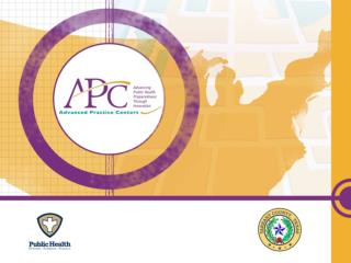 APC Surveillance Tools Building a Public Health Community of Practice for Biosurveillance &