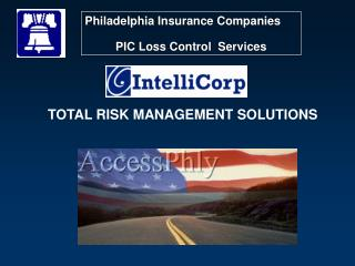 TOTAL RISK MANAGEMENT SOLUTIONS