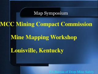 IMCC Mining Compact Commission