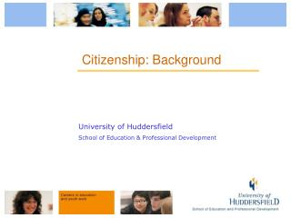 Citizenship: Background
