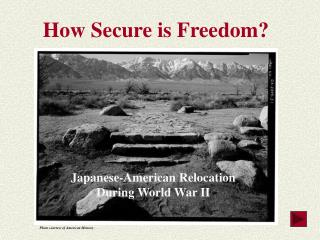 How Secure is Freedom?