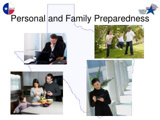 Personal and Family Preparedness