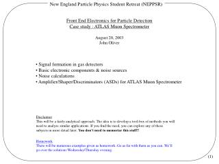 New England Particle Physics Student Retreat (NEPPSR)