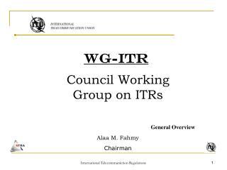 WG-ITR