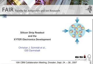 Silicon Strip Readout and the  XYTER Electronics Development