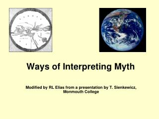 Ways of Interpreting Myth